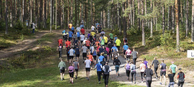 Liikunnan iloa Hämeen Hölkässä