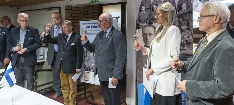 Lotta Svärd 100 -näyttely kunnioittaa lottien työtä